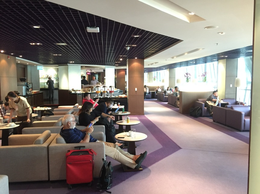 Business Lounge Terminal C BKK (4)