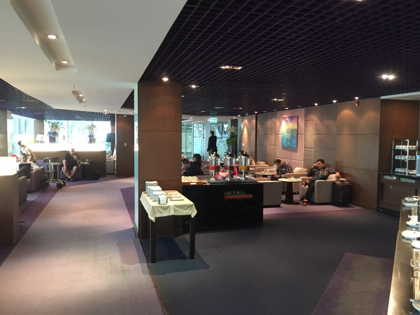Business Lounge Terminal C BKK (5)