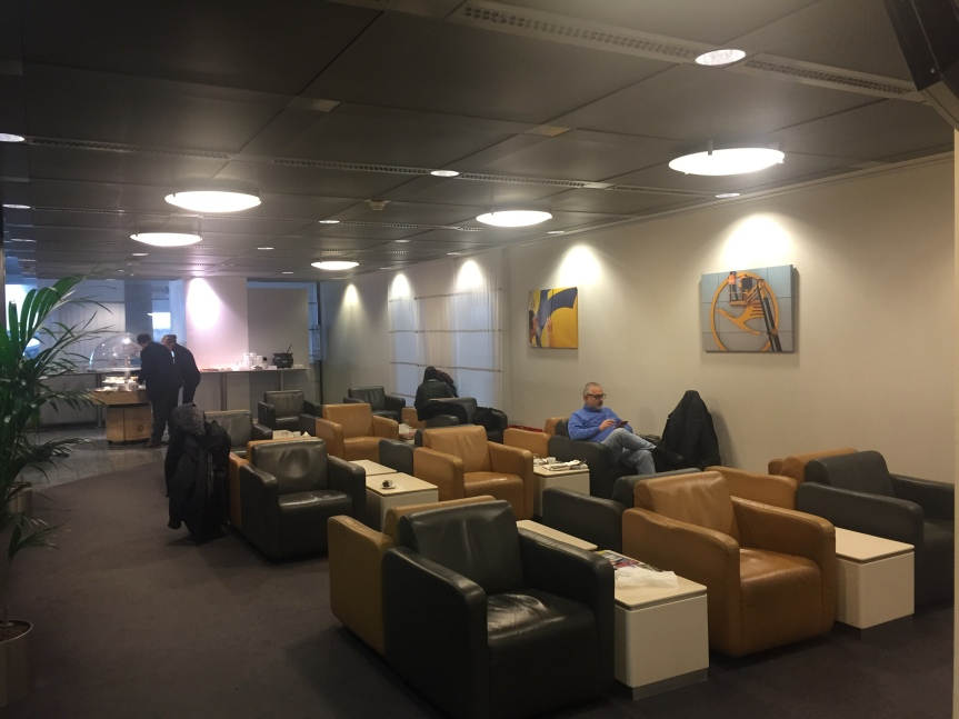 Limousinentransfer und Business Lounge MXP (9)
