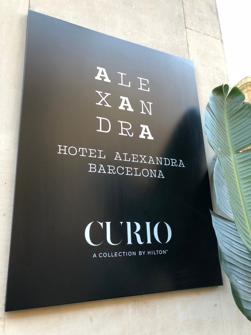 Alexandra Barcelona Hotel, Curio Collection by Hilton (2)