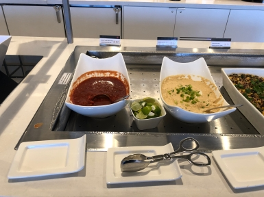 Business Lounge LAX (22)