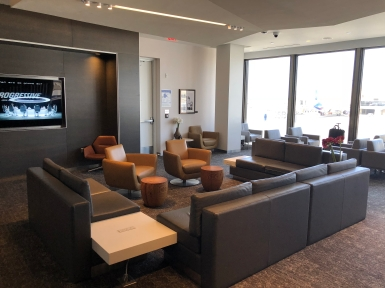 Business Lounge LAX (5)