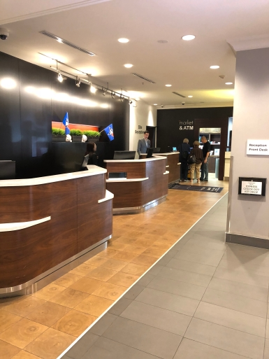 Courtyard by Marriott Toronto Downtown (2)
