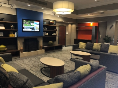 Courtyard by Marriott Toronto Downtown (3)