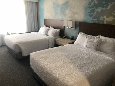 Courtyard by Marriott Toronto Downtown (7)