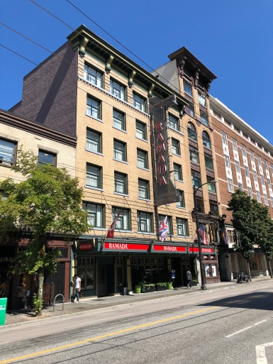 Ramada Limited Vancouver Downtown (1)